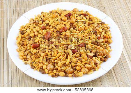 Mixture- An Asian snack