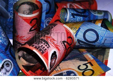 Australian Money Notes