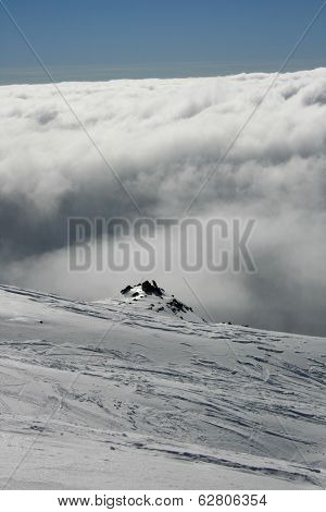 Etna Covered By Snow - Sicily
