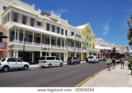 Harborview Drive Hamilton, Bermuda