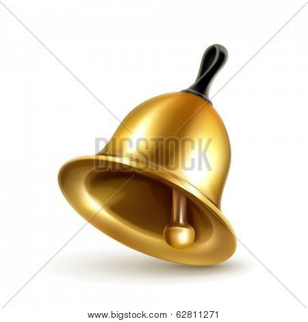 Bell, vector illustration