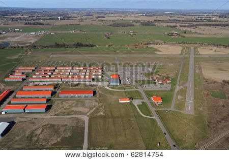 Brampton Airport, Ontario