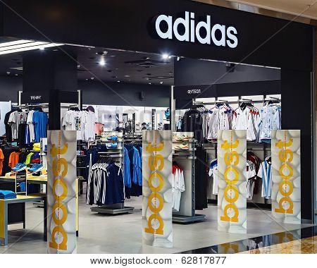 Adidas Sportswear Store