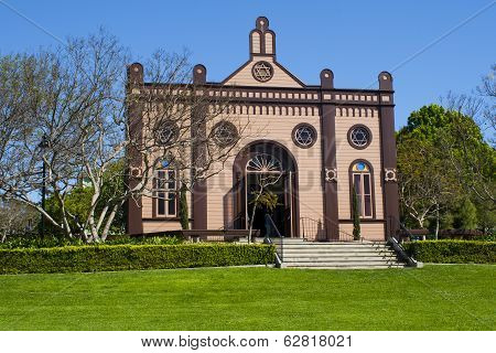 Historical Synagogue San Diego