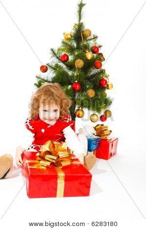 Christmas Toddler