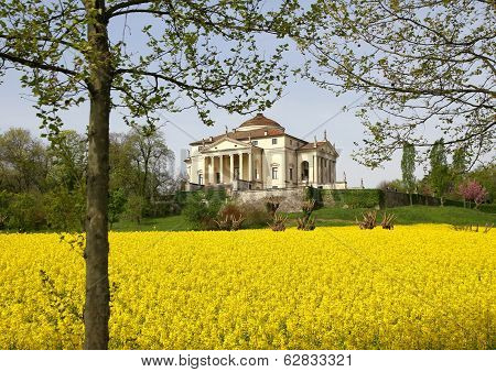 Magnificent Palladian Villa Called La Rotonda In Neo-classical Style In The City Of Vicenza 8