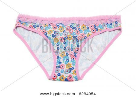 Feminine Underclothes, Color Panties