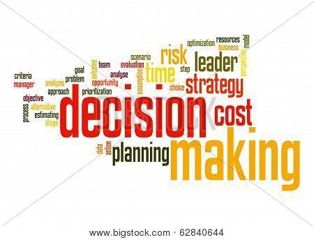 Decision Marking