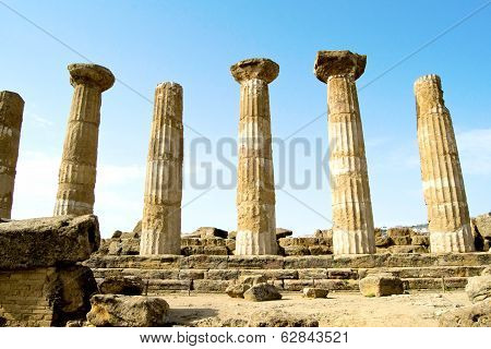 Valley of Temples, Agrigento