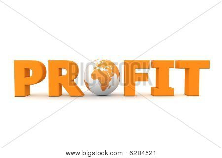 Profit World Orange