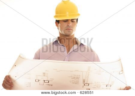 Construction Blueprint And Plan Reading