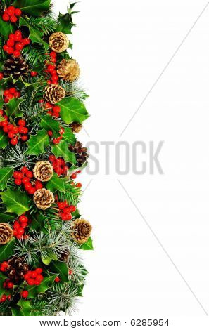 Christmas Single Border