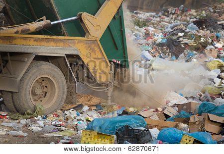 Tipping Garbage