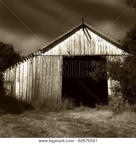 Barn, Carmel california