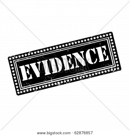 Evidence Black