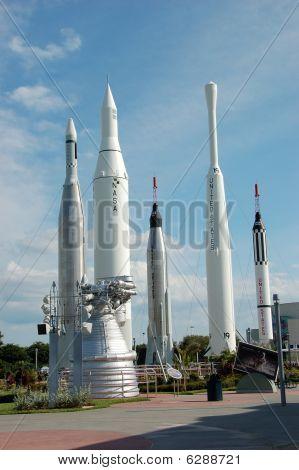 Historic Rocket Garden