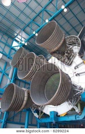 Apollo/saturn V Engines