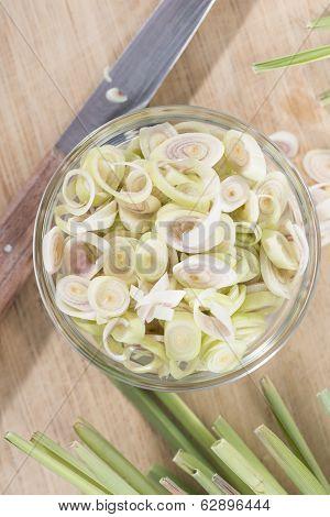 Portion Of Lemon Grass