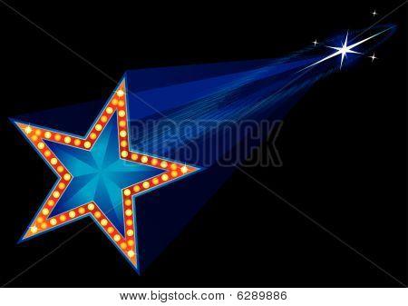 Coming star