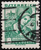 Lower Austria Stamp