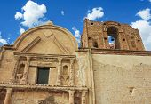 image of pima  - An Old Mission Tumacacori National Historical Park Arizona - JPG