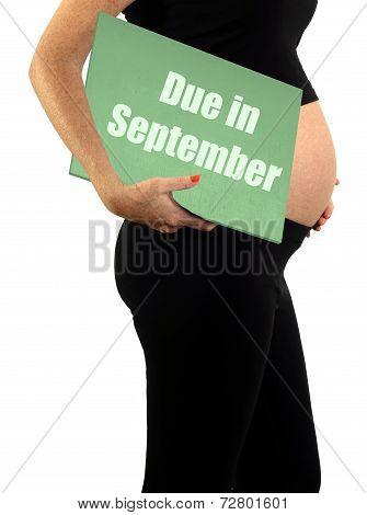 September Due Date