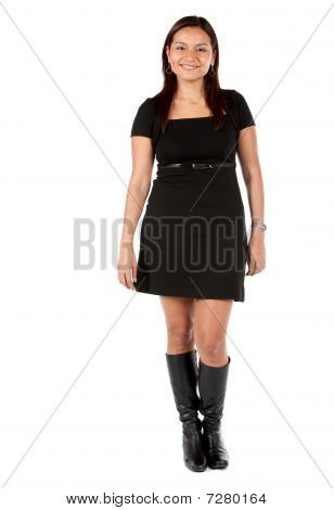 freundlich Business Woman portrait