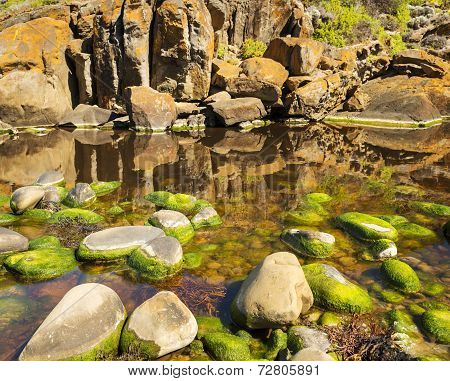 Outback Rock Reflections
