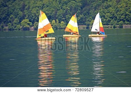 Sailing Dinghies