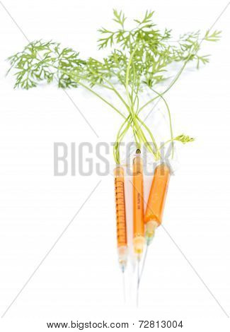 Carrot Injection