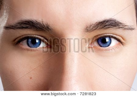 Ojos amistosos