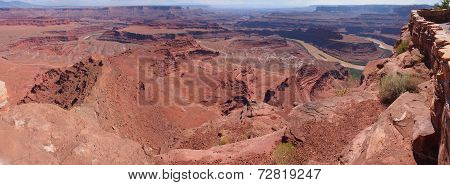 panorama-Dead Horse Point