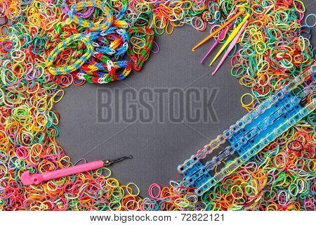 Rainbow Loom Bands Tool