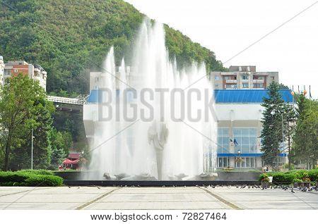 Resita Artesian Fountain