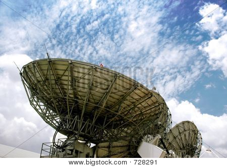 Satelite broadcast