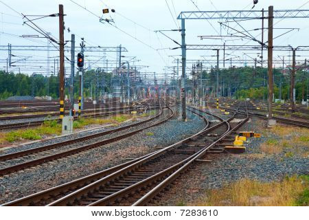 Railroad communication