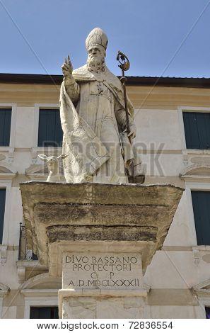 Statue In Bassano