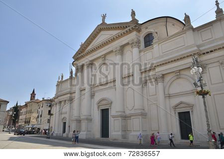 The Church Of Saint John The Baptist