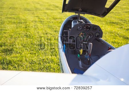 Sailplane Cockpit