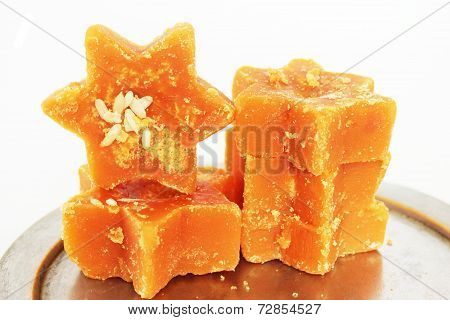 Sugarcane Hard Molasses Or Jaggery