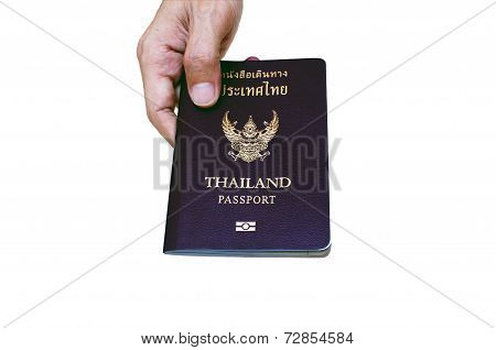 Passport In Thailand