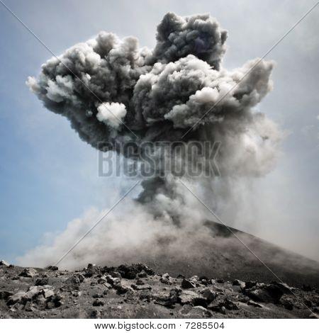 Dangerous Explosion