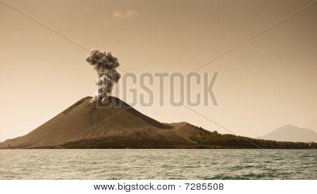 The Child Of Krakatoa