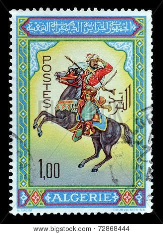 Algeria 1966