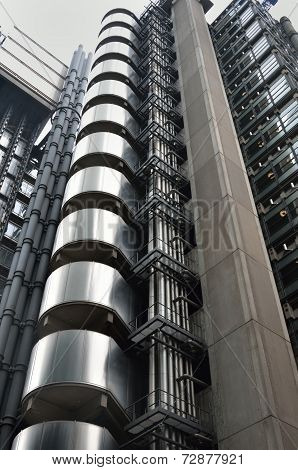 Lloyds building tower
