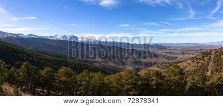 Sierra Neveda Mountains