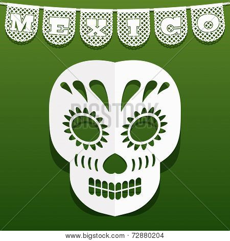Mexican Paper Decoration