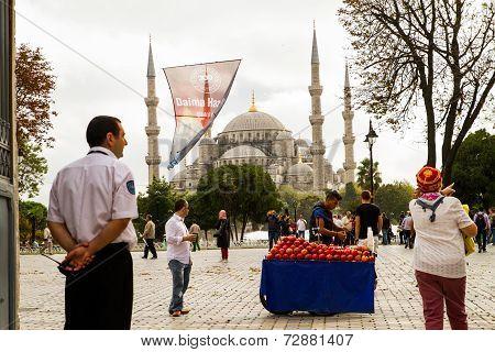 Istanbul Square