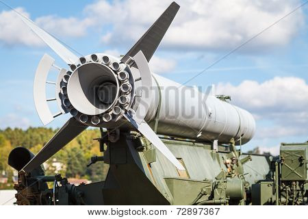 Antiaircraft Rocket