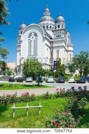 Ortodox church in Targu Mures